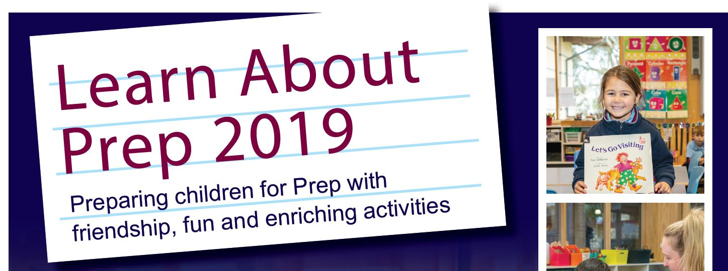 Learn About Prep 2019