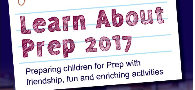 Learn About Prep 2017