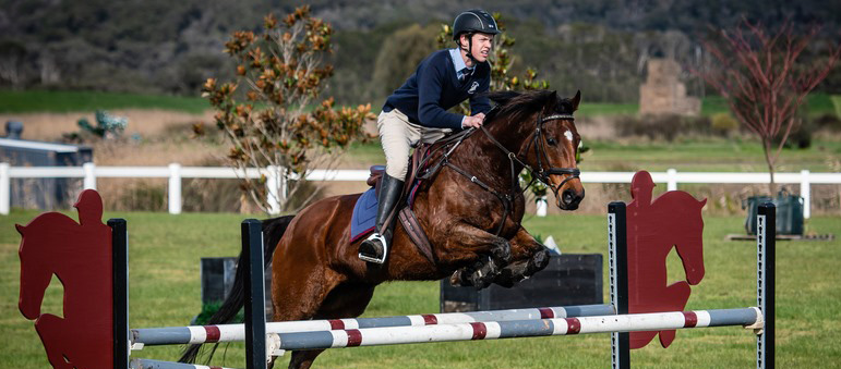 Newhaven College Interschool Showjumping Competition