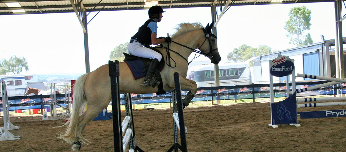 Summer Showjumping Competition