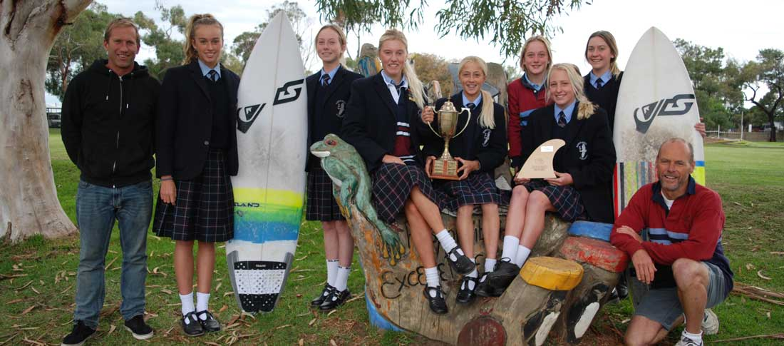 Surf Girls Victorious