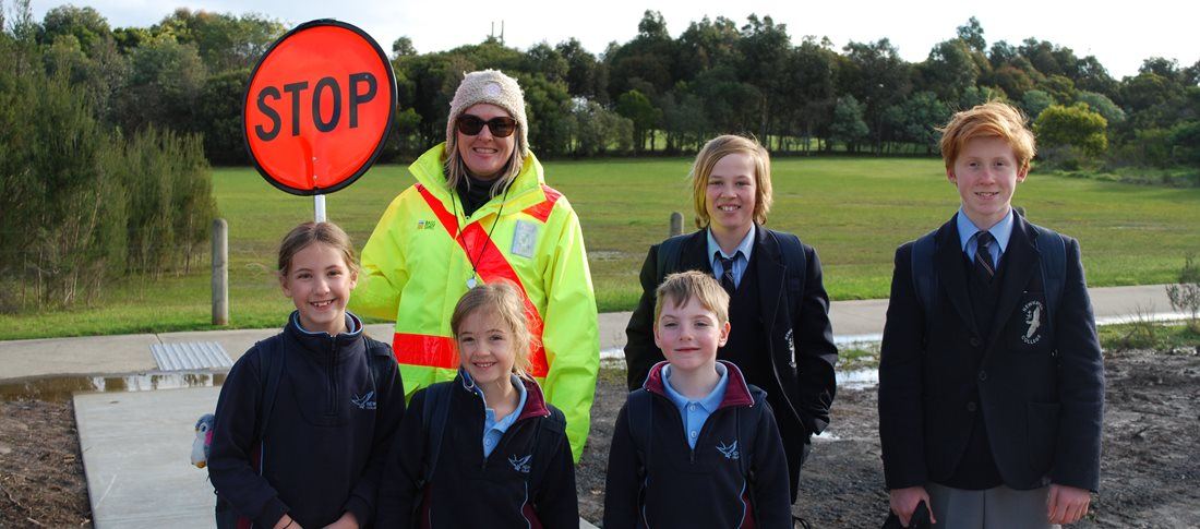 Safe Crossing for our Students