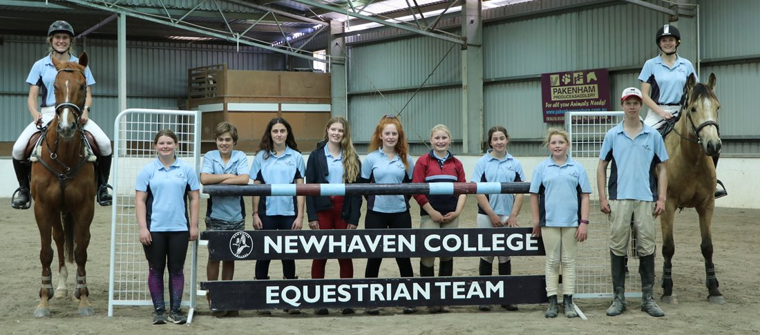 Newhaven College Interschool Show Jumping Championships